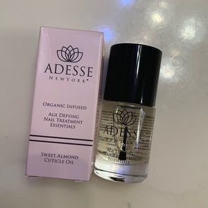 Adesse new york sweet almond cuticle nail oil